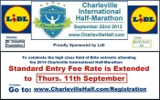 Extended Standard Entry Fee Rate 2014