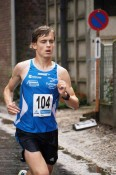 Michiel Vanholst who will lead a group of 5 athletes from the Punk Running Club from Belgium in the Charleville International Half-Marathon