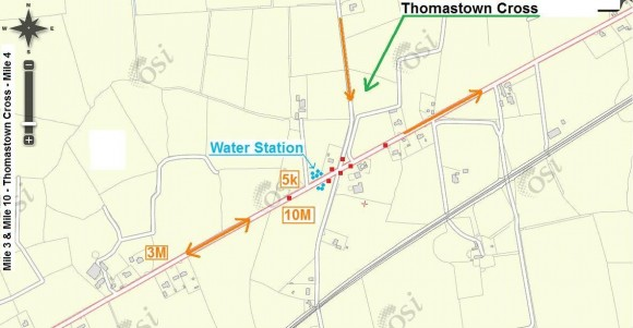 Steward Map 4 - Thomastown Cross