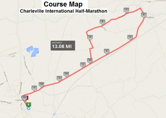 Course Map Simple 2013