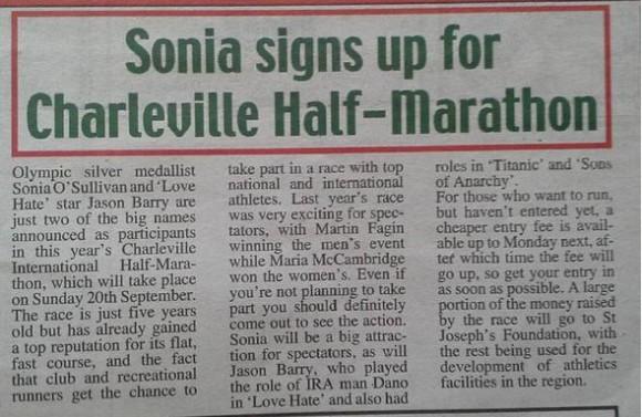 Sonia Article