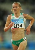 maria-mccambridge former Irish Olympian to compete in Charleville Half-Marathon this Sunday 20th of September
